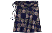 Patagonia Women's Lithia Skirt kerchief/classic navy